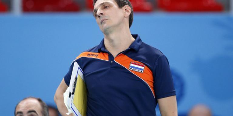 Guidetti: volleybal geen sport voor doping