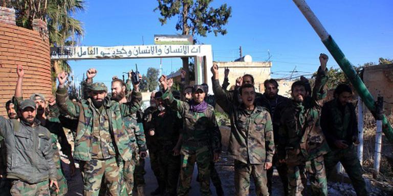 'Zeker 500 doden bij offensief Aleppo'