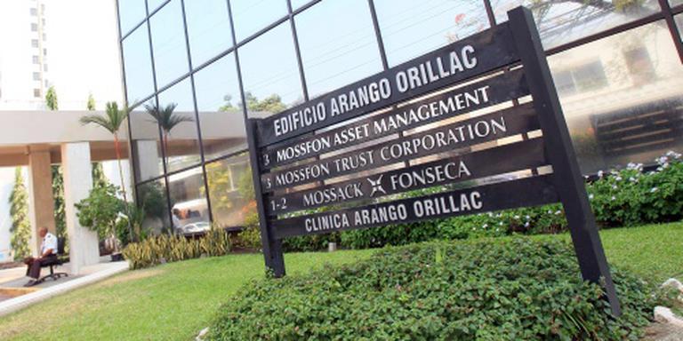 Inval bij kantoor Mossack Fonseca in Peru