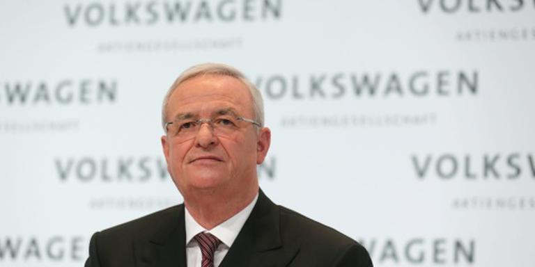 'Mogelijk breder onderzoek top Volkswagen'