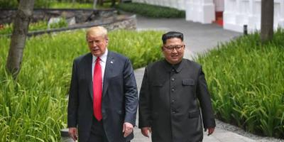 Pompeo: nieuwe top Trump en Kim na oktober