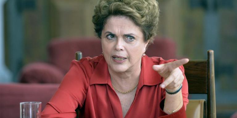 Afzetting lijkt onontkoombaar voor Rousseff