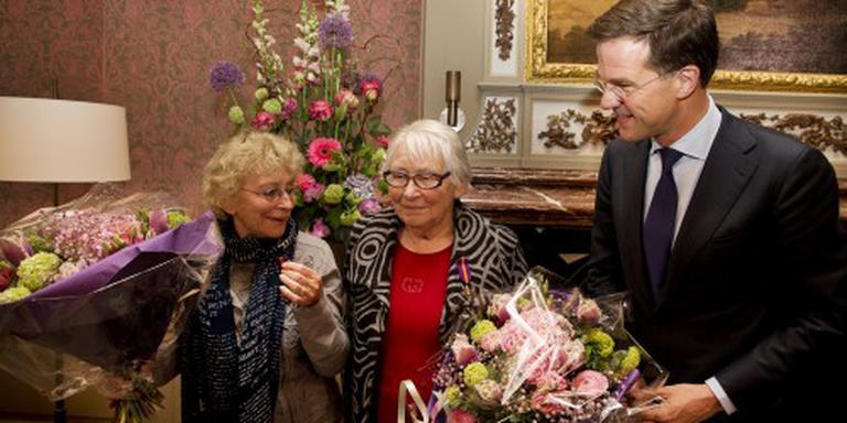 Verzetsvrouw Truus Menger overleden
