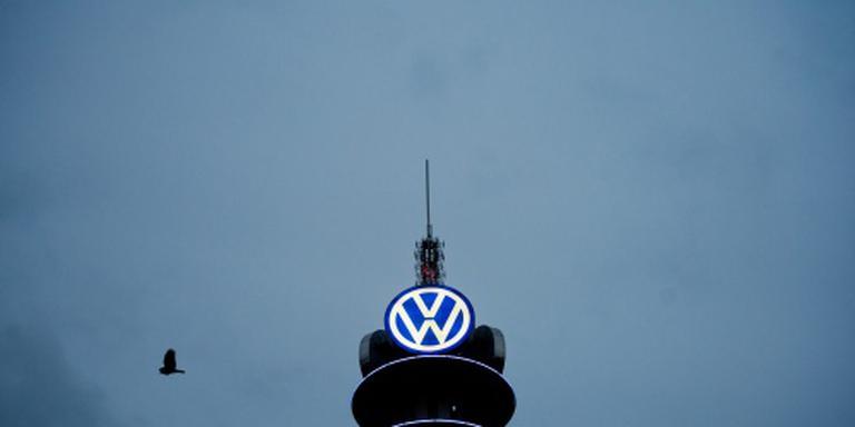 Volkswagen blijft Toyota voor