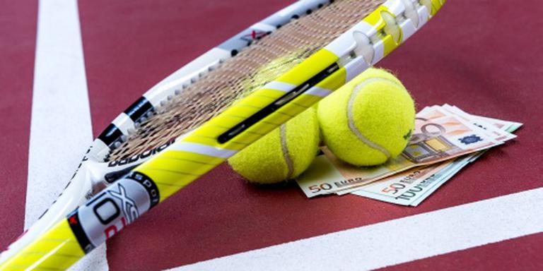 Tennisarbiter tien jaar geschorst