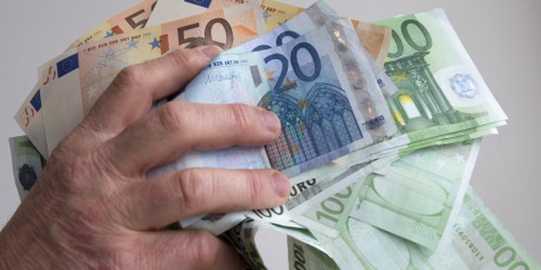Nederlandse economie groeit met half procent