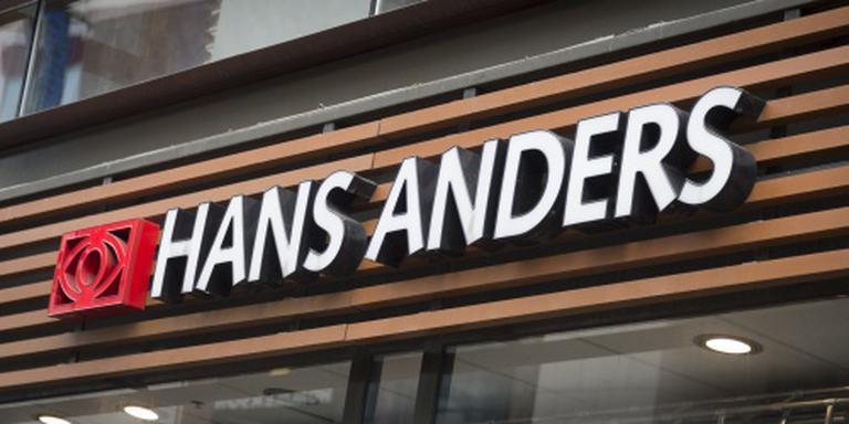 Flinke groei voor brillenketen Hans Anders