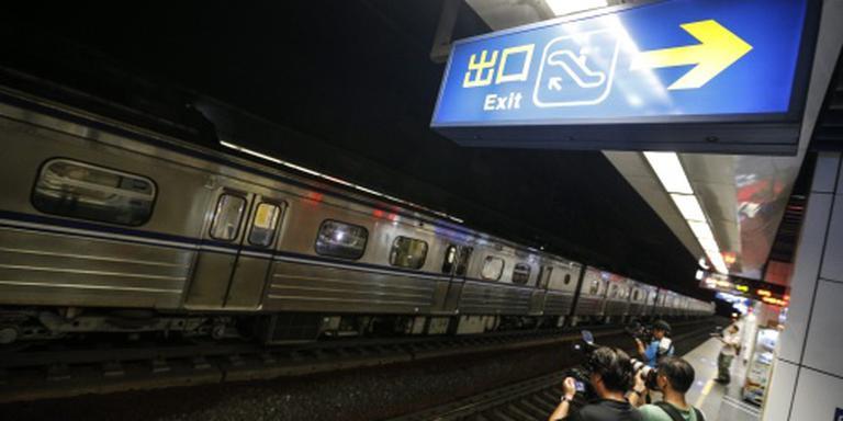 Explosie in trein Taiwan werk 'knutselaar'