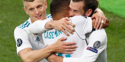 Real Madrid weer de beste in Champions League