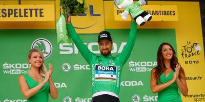 'Sagan langer bij Bora-hansgrohe'