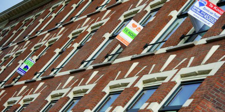 'Tempo aantrekken woningmarkt zwakt af'