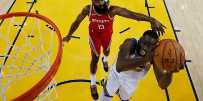 Golden State Warriors dwingen zevende duel af