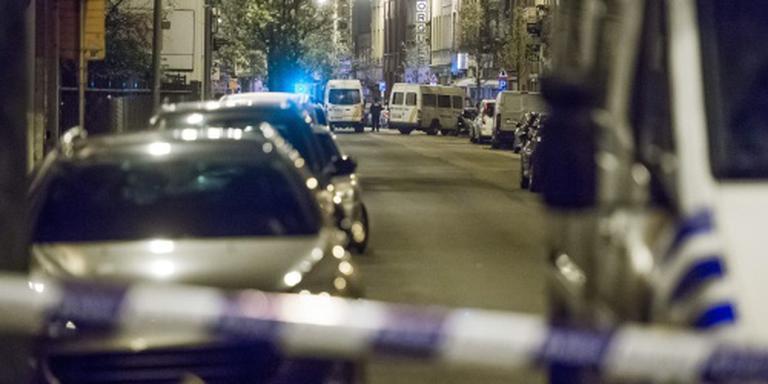 Terreurverdachte spoelde explosieven door