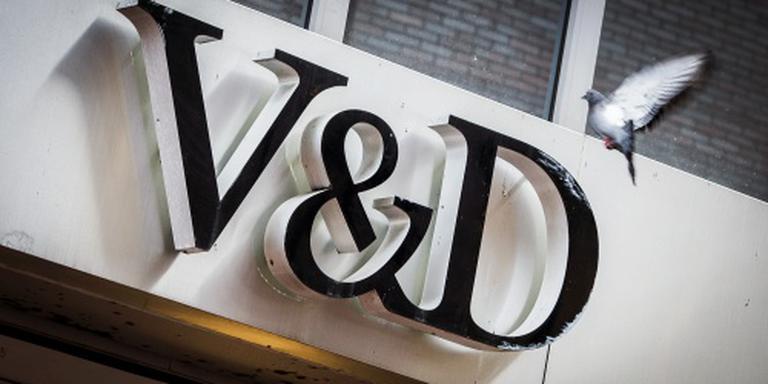 V&D krijgt uitstel van betaling