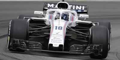 Nieuwe wagen Williams eindelijk in Barcelona