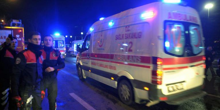 Bomaanslag op politiemensen in Oost-Turkije