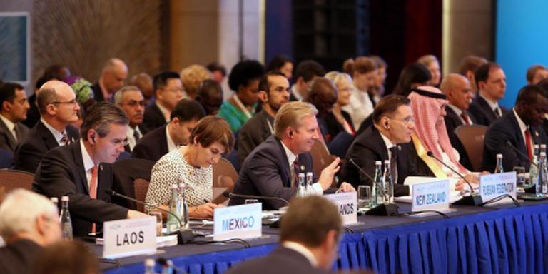 G20 onderneemt actie tegen protectionisme