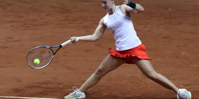 Hogenkamp in hoofdtoernooi US Open