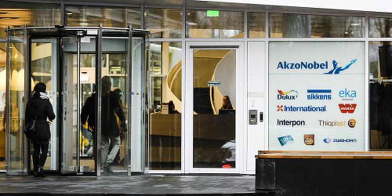 AkzoNobel groeit in lastige markten