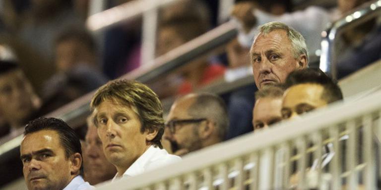 Ajax geschokt over ziekte Cruijff