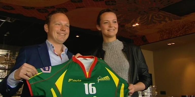 International Marjolijn Kroon gaat spelen voor LDODK. FOTO TWITTER
