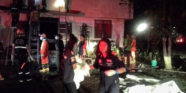 Doden door brand bij Thaise meisjesschool