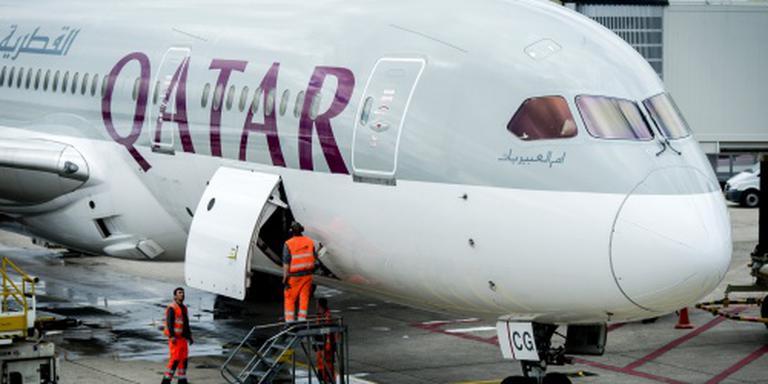 Toestel Qatar maakt noodlanding in Istanbul