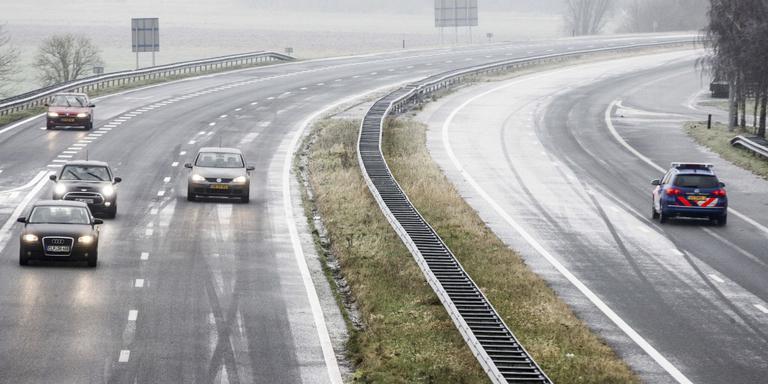 IJzel halveert verkeer in Noorden