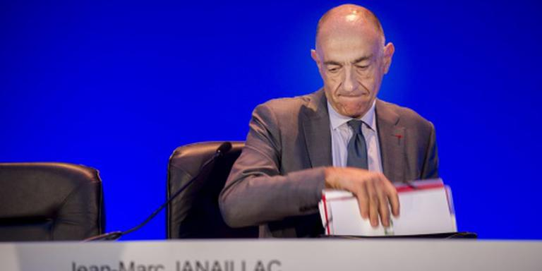 Janaillac zoekt consensus bij Air France-KLM