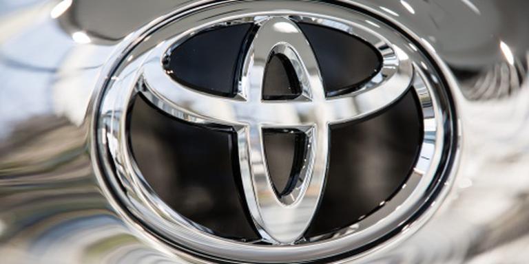 Grote terugroepactie bij Toyota Nederland
