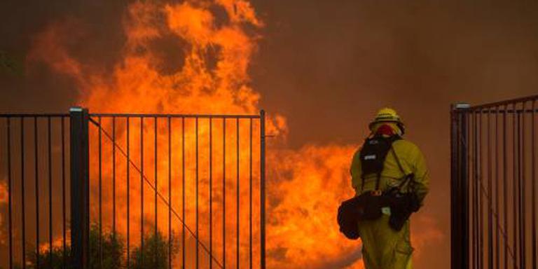 21.000 mensen gevlucht voor brand Californië