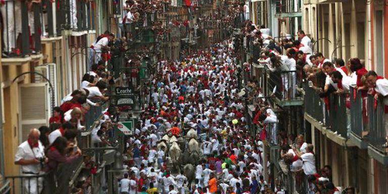 Arrestaties na verkrachting feesten Pamplona