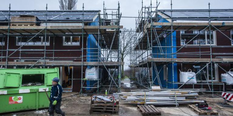 Hoogste omzetgroei in bouwsector sinds 2008