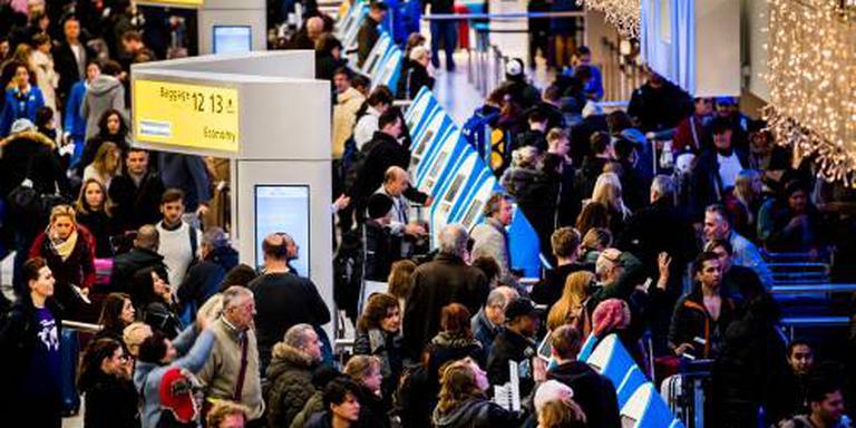 'Verdubbeling luchtvaartreizigers verwacht'