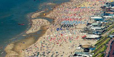 Toename aantal strandpaviljoens in Nederland