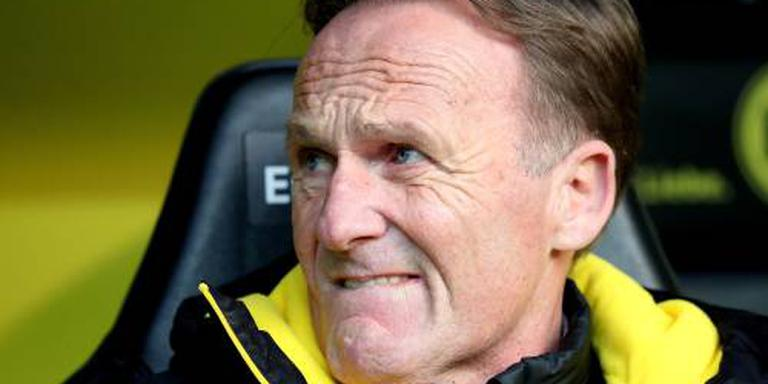 Watzke tot 2022 directeur Borussia Dortmund