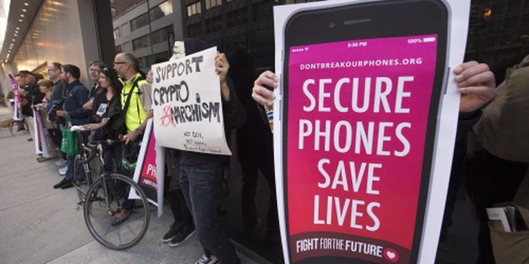 'Apple werkt aan betere beveiliging iPhone'