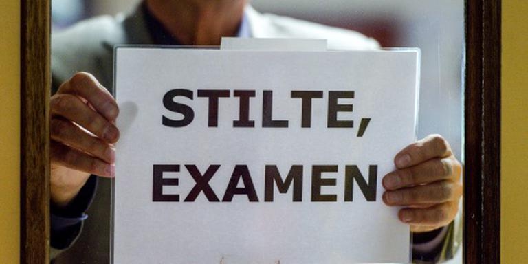 Aantal ongeldige examens flink toegenomen