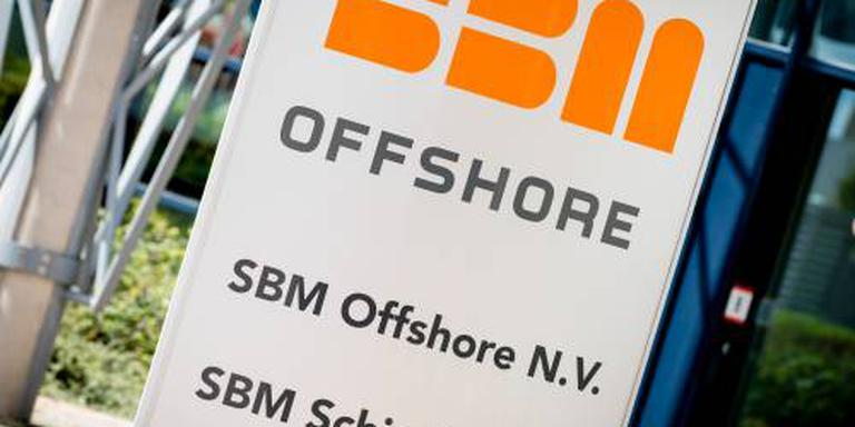 SBM Offshore uitblinker op Damrak