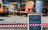 Strandtenten in Den Haag vanaf woensdag gedeeltelijk open