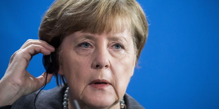 Merkel: vluchtelingen na oorlog terug