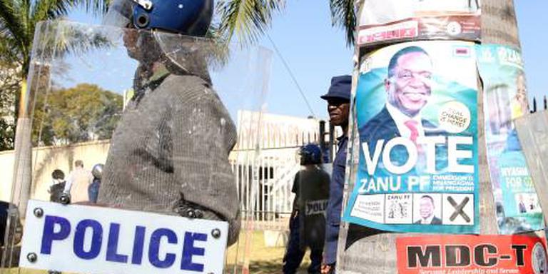 Britten bezorgd om verkiezingsgeweld Zimbabwe