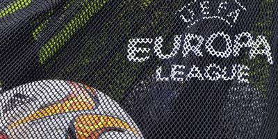 Sevilla tegen Lazio in Europa League