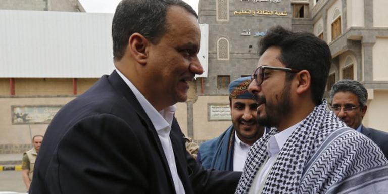 Vredesbesprekingen Jemen opgeschort