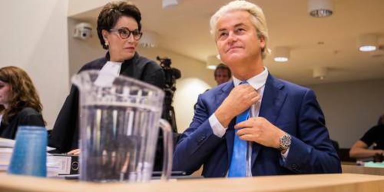 OM ziet geen heil in uitstel Wilders-proces
