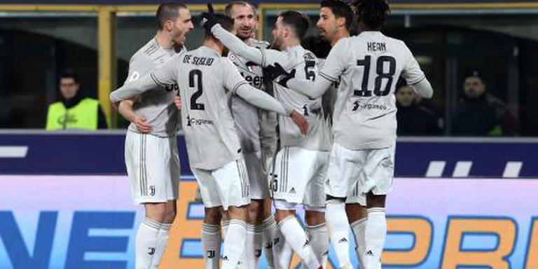 Juventus bekert verder na zege op Bologna