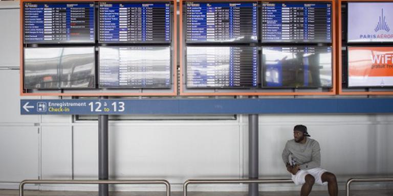 Aantal stakers bij Air France neemt af