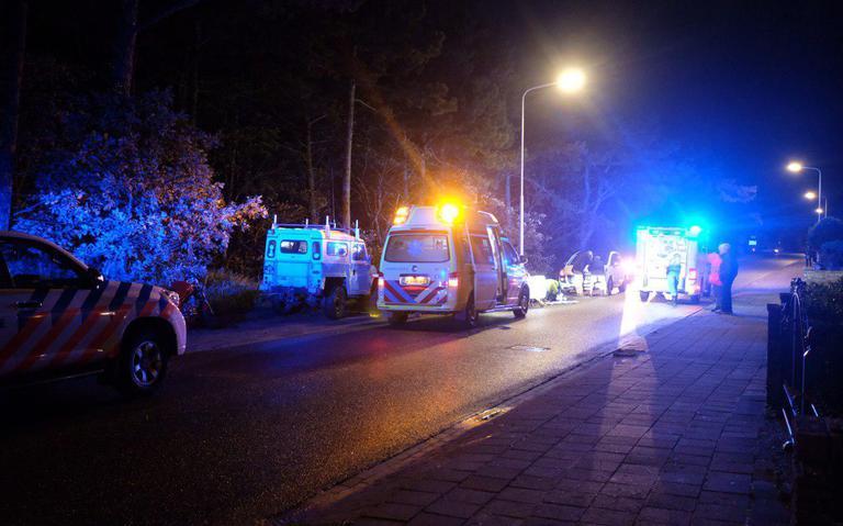 Motorrijder gewond bij ongeval op Terschelling.