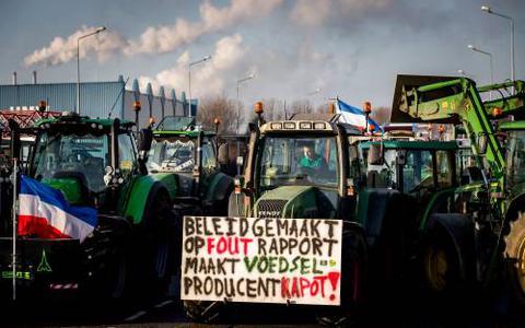 Update: Boeren gaan maandenlang actie voeren ín de supermarkt