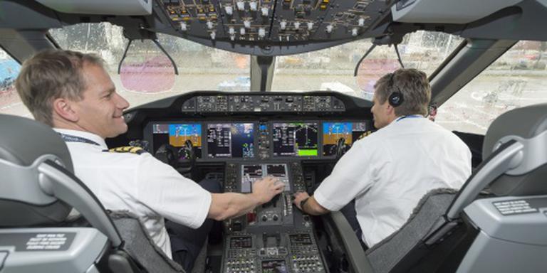 'Vraag naar luchtvaartpersoneel groeit hard'